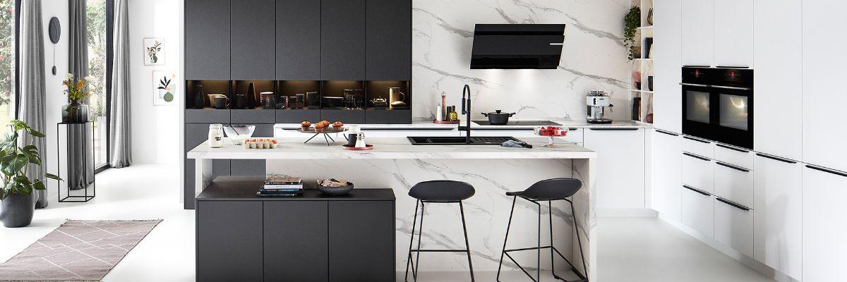 nobilia Küchen - Ihr Küchenfachhändler aus Halle: KüchenTreff Halle